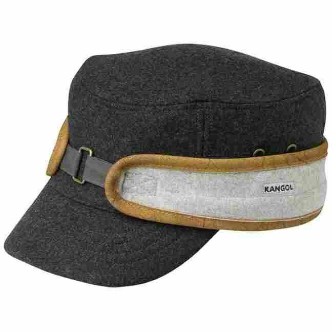 Hip Hop Klamotten Shop Kangol Brennan Wool Armycap
