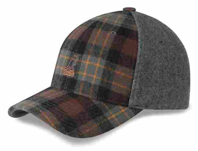 Hip Hop Klamotten Shop Kangol Wool Checks Flexfit Baseballcap