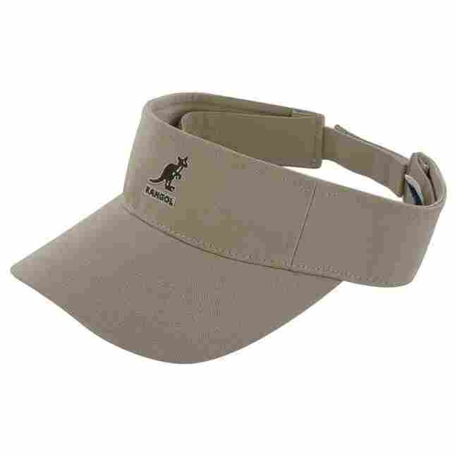 Hip Hop Klamotten Shop Kangol Cotton Drill Visor