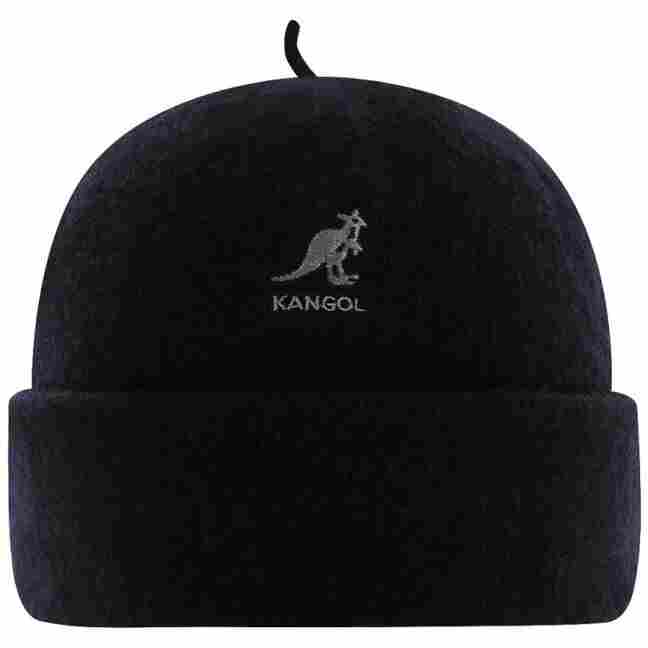 Hip Hop Klamotten Shop Kangol Turn Up Reefer Wollmütze