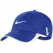 Tour Perforated Golf Cap by Nike blau