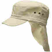 Durham Armycap by Stetson beige